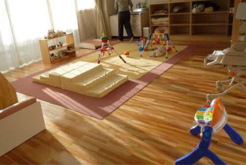 家の中での子供の事故とその対策