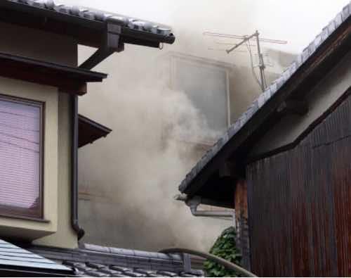 防火性能の高い家づくり